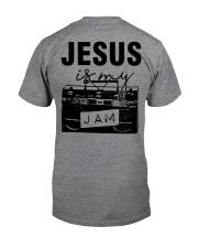JESUS JAM- WARRIOR OF CHRIST Classic T-Shirt thumbnail