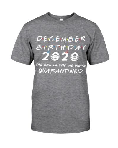 DECEMBER BIRTHDAY 2020 WHERE WE WERE QUARANTINED