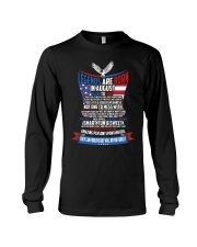 LEGENDS ARE BORN IN AUGUST Long Sleeve Tee thumbnail