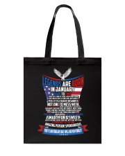 LEGENDS ARE BORN IN AUGUST Tote Bag thumbnail