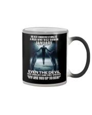 DEVIL WHISPERED - JANUARY Color Changing Mug thumbnail