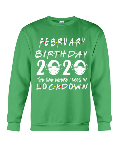 FEBRUARY BIRTHDAY 2020 WHERE I WAS IN LOCKDOWN