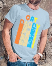 CAT DADDY Classic T-Shirt lifestyle-mens-crewneck-front-4