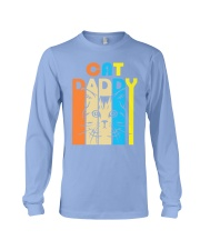 CAT DADDY Long Sleeve Tee front