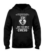 WOLVES - CIRCUS Hooded Sweatshirt thumbnail