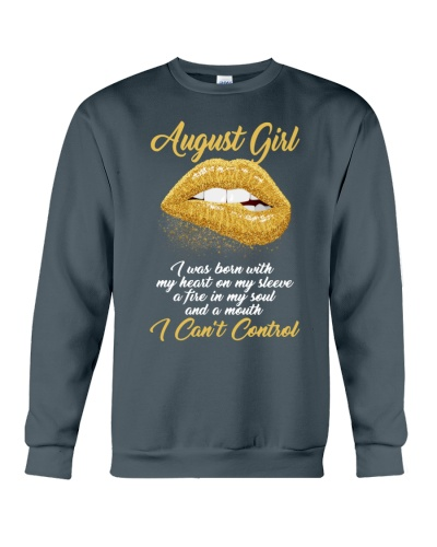 AUGUST GIRL - I CAN'T CONTROL