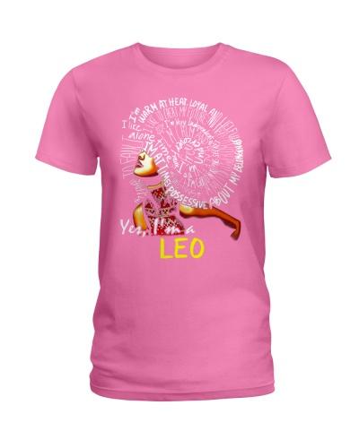 YES I AM A LEO