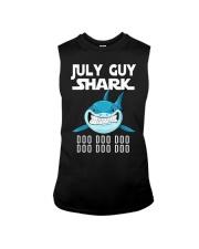 JULY GUY SHARK DOO DOO DOO Sleeveless Tee thumbnail