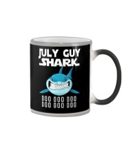 JULY GUY SHARK DOO DOO DOO Color Changing Mug thumbnail