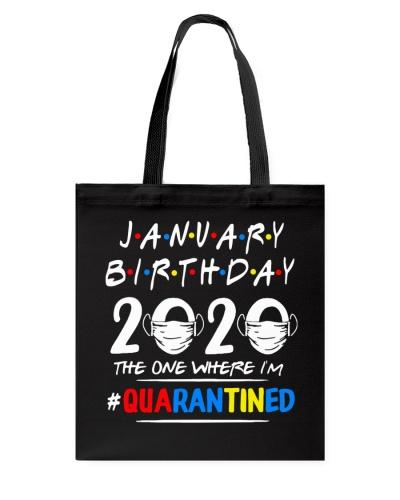JANUARY BIRTHDAY 2020 THE ONE WHERE IM QUARANTINED