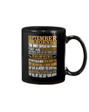 SEPTEMBER BORN Mug thumbnail