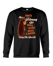 FEBRUARY - LIMITED EDITION Crewneck Sweatshirt front