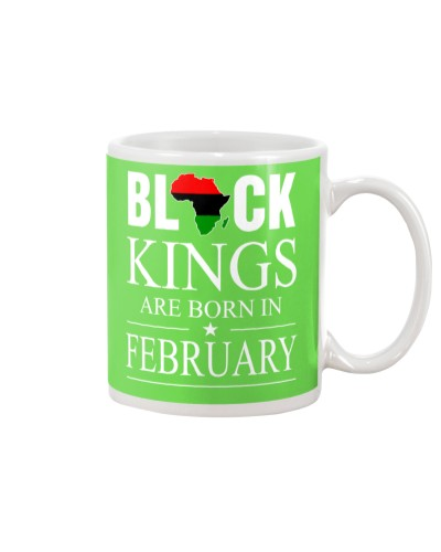 BLACK KINGS ARE BORN IN FEBRUARY