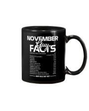 NOVEMBER GUY FACTS Mug thumbnail
