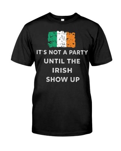 I'M IRISH