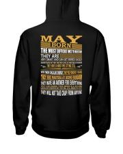 MAY BORN Hooded Sweatshirt thumbnail