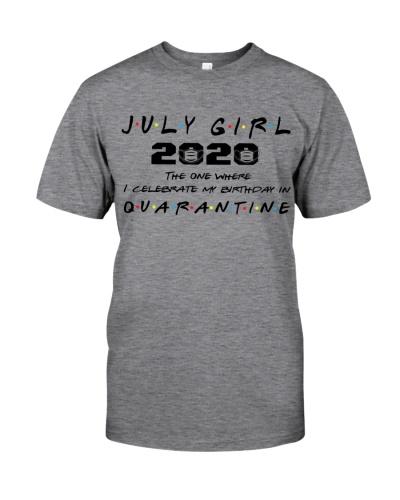 JULY GIRL 2020 CELEBRETE BIRTHDAY IN QUARANTINE