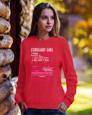 FEBRUARY - LIMITED EDITION Crewneck Sweatshirt lifestyle-unisex-sweatshirt-front-7