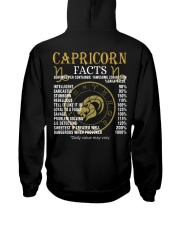 CAPRICORN FACTS Hooded Sweatshirt thumbnail