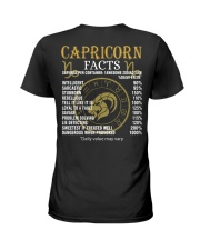 CAPRICORN FACTS Ladies T-Shirt thumbnail