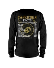 CAPRICORN FACTS Long Sleeve Tee thumbnail