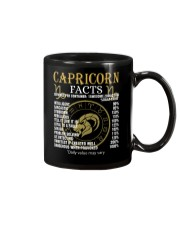 CAPRICORN FACTS Mug thumbnail