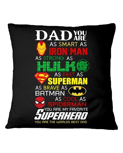 DAD YOU ARE SUPERHERO