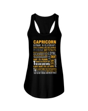 CAPRICORN - LIMITED EDITION Ladies Flowy Tank thumbnail