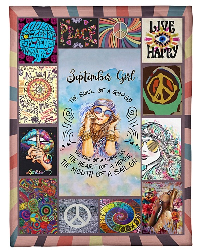 SEPTEMBER GIRL - THE SOUL OF A GYPSY