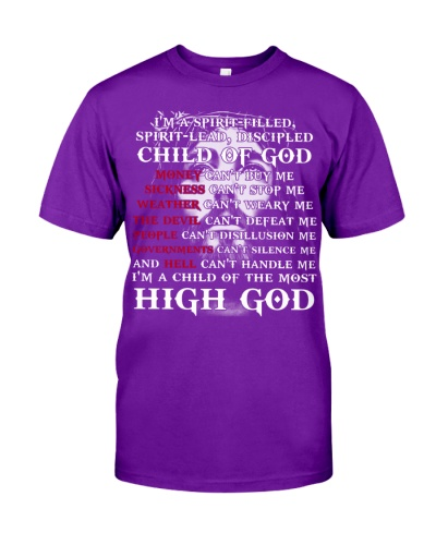 HIGH GOD - WARRIOR OF CHRIST