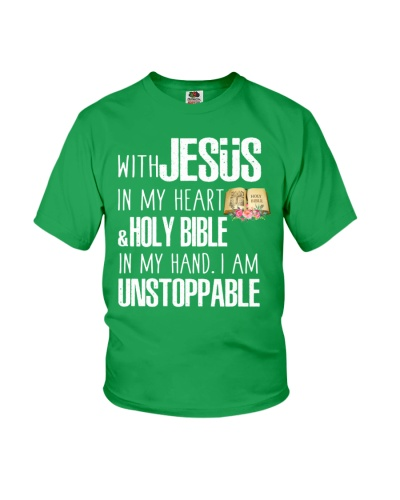 JESUS IN MY HEART - WARRIOR OF CHRIST