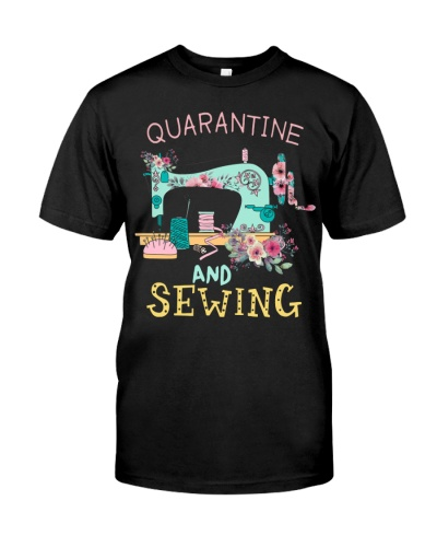 QUARANTINE AND SEWING