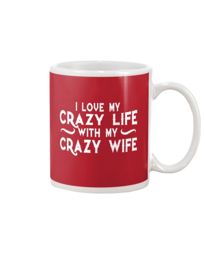 CRAZY LIFE WITH CRAZY WIFE