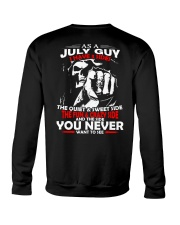 AS A JULY GUY - I HAVE 3 SIDES Crewneck Sweatshirt thumbnail
