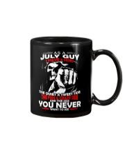 AS A JULY GUY - I HAVE 3 SIDES Mug thumbnail