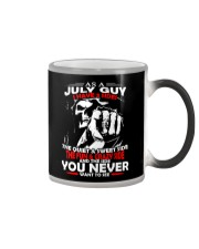 AS A JULY GUY - I HAVE 3 SIDES Color Changing Mug thumbnail