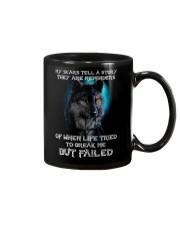 WOLVES - MY SCARS Mug thumbnail