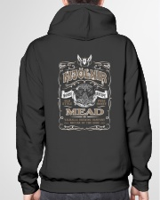 VIKINGS VALHALLA - MJOLNIR Hooded Sweatshirt garment-hooded-sweatshirt-back-04