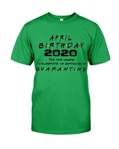 APRIL BIRTHDAY 2020 CELEBRATE IN QUARANTINE
