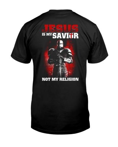 SAVIOR - WARRIOR OF CHRIST