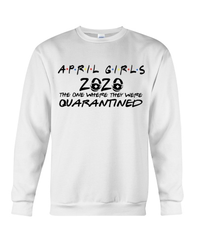 APRIL GIRLS - THE ONE WHERE THEY WERE QUARANTINED
