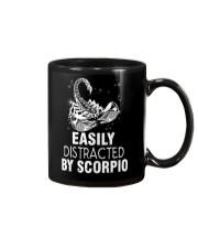 EASILY DISTRACTED BY SCORPIO Mug thumbnail