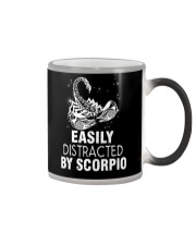 EASILY DISTRACTED BY SCORPIO Color Changing Mug thumbnail