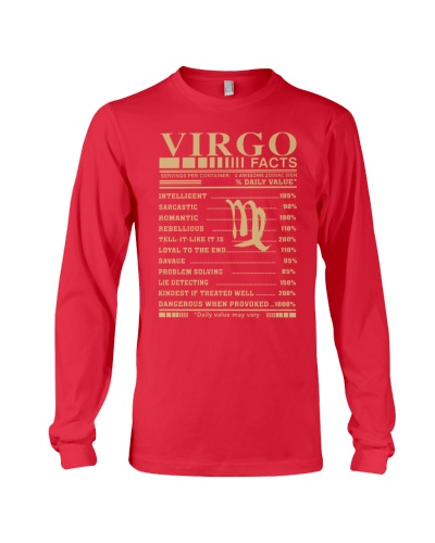VIRGO FACTS