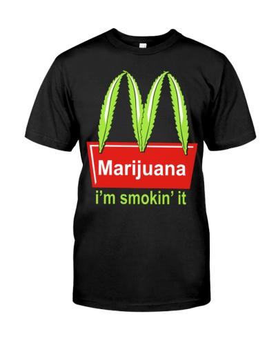 IM SMOKIN' IT - WEED
