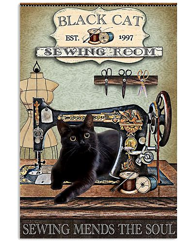 BLACK CAT SEWING ROOM