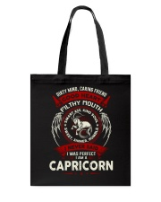 I AM A CAPRICORN - LIMITED EDITION Tote Bag thumbnail