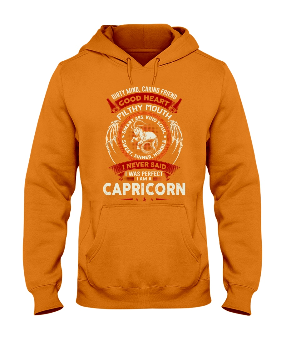 I AM A CAPRICORN - LIMITED EDITION Hooded Sweatshirt