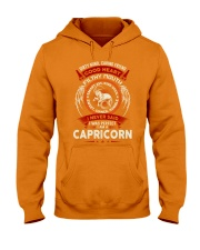 I AM A CAPRICORN - LIMITED EDITION Hooded Sweatshirt front
