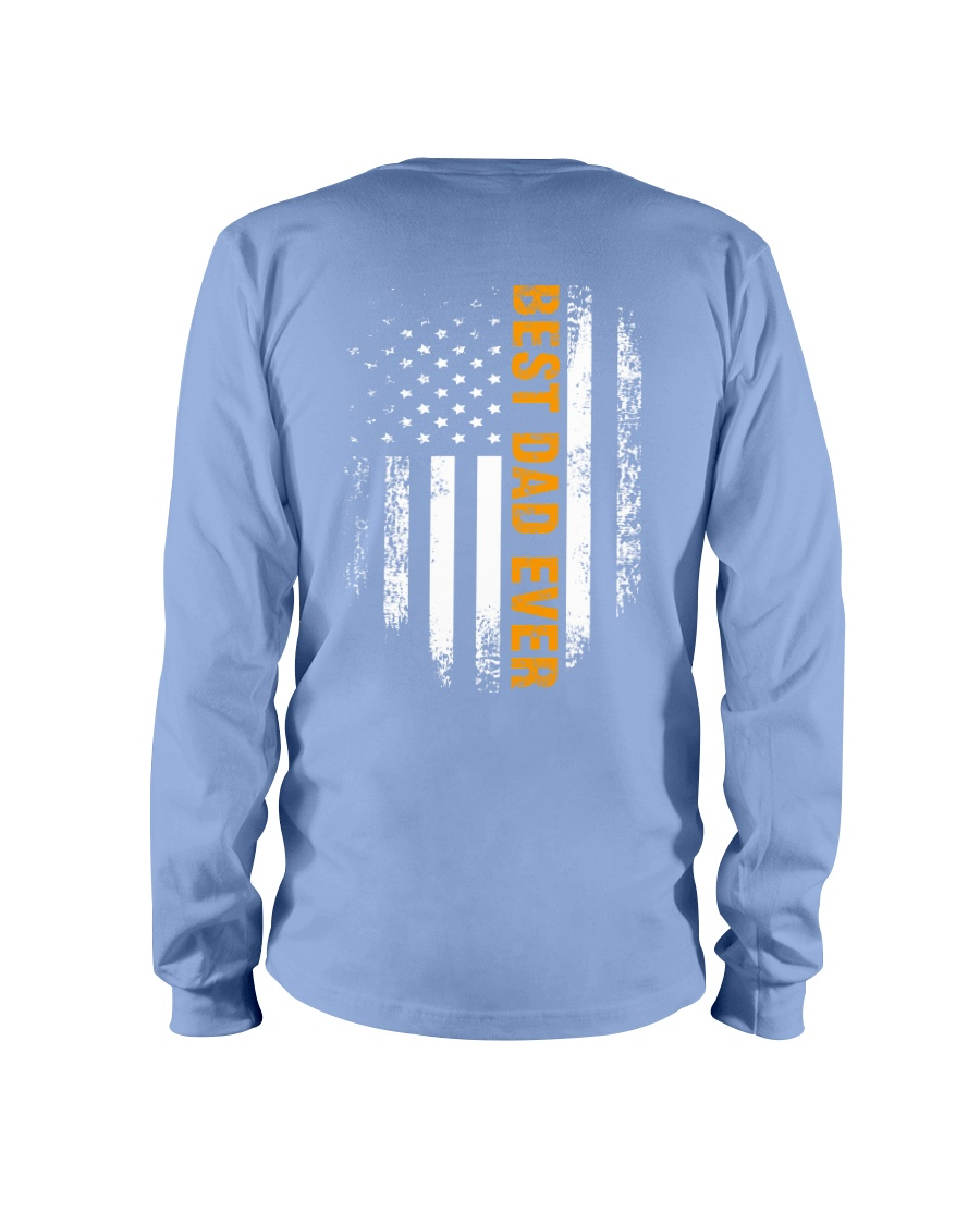 BEST DAD EVER Long Sleeve Tee